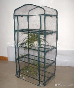 Mini Garden Greenhouses For Home Rot Proof PVC Greenhouse Non Toxic Practical Gardens Tents For Plants Hot Sale 90cl ZZ