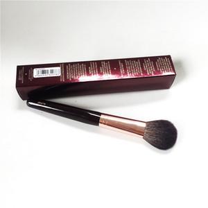 Charlotte_T Blusher Brush - Squirrel Hair Cabra Hair Mix Cheek Highlighter Powder Brush - Belleza Makeup Blender Tool Applicatior