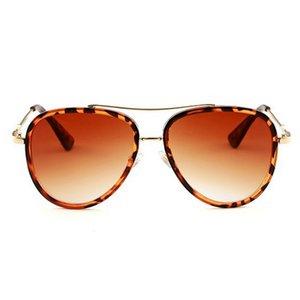 0062S Güneş Gözlüğü Lüks Kadınlar Marka Tasarımcısı Moda Oval Çerçeve Üst Kalite UV Koruma Lens Orijinal Kılıf ile Gel