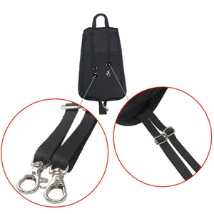 IRIN 1pcs Drum Stick Bag Water-resistant Oxford cloth with Carrying Strap for Drumsticks