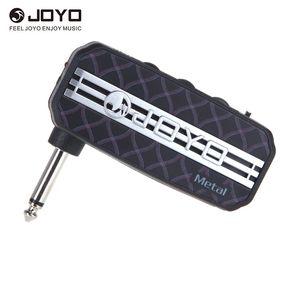JOYO JA-03 Mini amplificador de guitarra amplificador amplificador 6 tipos de sonidos METAL-SUPER LEAD-ENGLISH CHANNEL-ACOUSTIC- LEAD- TUBE DRIVE