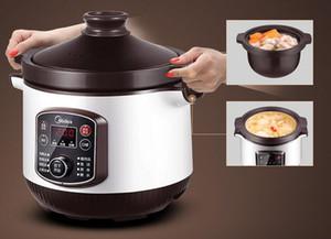 guangdongMidea MD-WTGS403 soupe à ragoût en céramique bouillie électrique intérieure bouillie cuisinière électrique automatique domestique 4L 110-220-240v