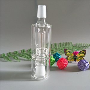 glass mouthpiece vapexhale hydratube wiht circ style perc links the evo to the whipfor smooth rich percolation(GM-003)