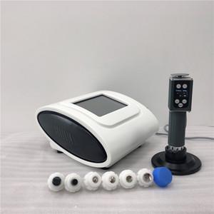 새로운 최신 뜨거운 판매 낮은 강도 extracorporeal 충격파 치료 기술 ED 치료 음경 확대 기계