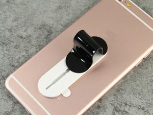 Suporte de telefone móvel engraçado suporte de anel criativo multi-funcional back colar suporte fixo high-end presente direto da fábrica logotipo personalizado