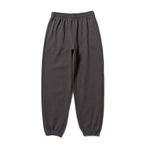 Mejor calidad Kanye West Season 6 Pure Color Men Sweatpants Joggers Hiphop Streetwear Men Jogger Pantalones pantalones