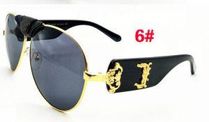 여름 높은 품질 womanoutdoor 스포츠 컬러 필름 금속 선글라스 숙녀 운전 고글 반사 거울 선글라스 7colors Afree 배송