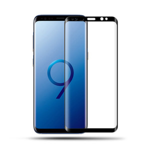 Full Cover Tempered Glass For Samsung Galaxy S9 S8 Plus Note 8 Screen Protector For Samsung S7 S7e Glass Film