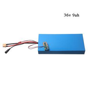 Batterie Li-ion 36v 9ah avec INR18650-30Q à l'intérieur pour le pack de batterie 4S du skateboard électrique 10S3P