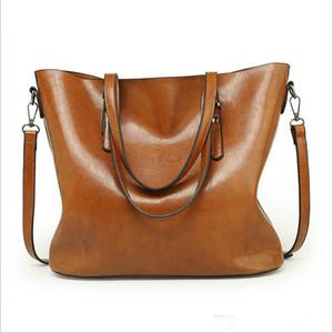 Bayan Tasarımcı Satchel Çantalar Çanta Bayanlar PU deri Tote Çanta fermuar Omuz Çantaları Avrupa ve Amerikan Tarzı