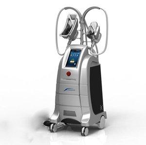 USA livraison gratuite maquina de criolipolisis 4 handpieces cryolipolysis gel de la graisse amincissant la machine