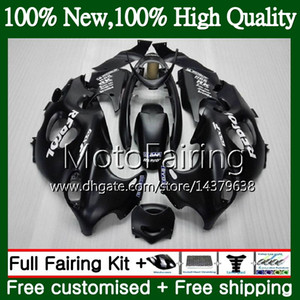 SUZUKI KATANA GSXF 600 750 için gövde GSXF600 98 99 00 01 02 21MF9 GSX600F GSXF750 Mat siyah 1998 1999 2000 2001 2002 Fairing Karoser