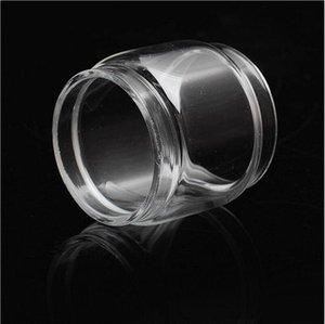 Tubo di ricambio in vetro Pyrex con prolunga a bulbo rinforzato da 7 ml per Uwell Nunchaku con serbatoio da 5 ml