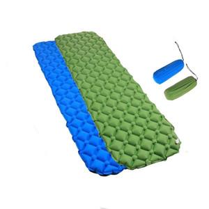 في الهواء الطلق التخييم حصيرة TPU نفخ فراش نفخ خيمة السرير نفخ وسادة النوم وسادة الهواء السرير النوم حصيرة التخييم