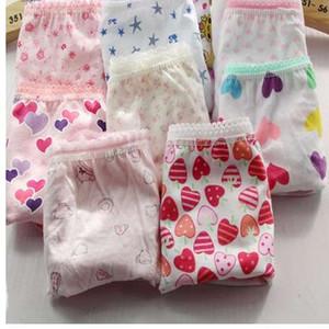 (10 pcs / lot) culottes sous-vêtements filles shorts enfants sous-vêtements culottes sous-vêtements pour enfants infantil 00fe1
