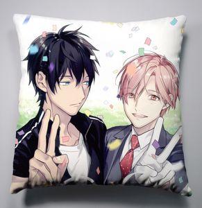 Anime Manga TEN COUNT 40x40cm Cushion Pillow Case Cover Seat Bedding 003