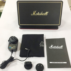 Marshall Марка Bluetooth динамик Stockwell с откидной крышкой портативный Стерео динамик