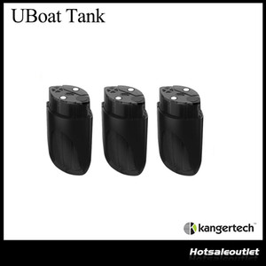 Authentic Kangertech Uboat Tank Pod 2ml for Kanger Uboat Battery Mod Starter Kit E-cigarette Tank 100% Original