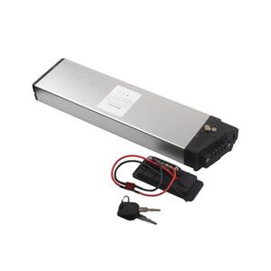 13S3P 18650 10Ah 48 v lityum iyon pil ile üst 18650 NCR18650BD içinde 350 W katlanabilir elektrikli bisiklet için