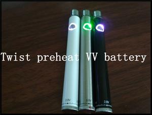 M6t стеклянный картридж vape pen аккумулятор разогреть стилус нижняя твист переменное напряжение курение мини открыть vape батареи бутон ручка испаритель