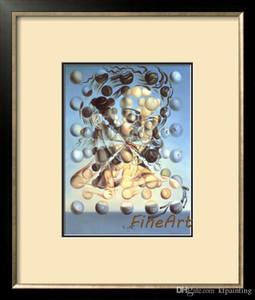100% handgemalte Salvador Dali berühmte Kunstwerke Reproduktion Art Deco Ölgemälde schöne Kunstwerke Gemälde Dekoration für zu Hause