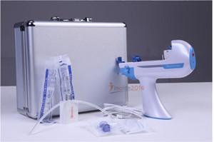 2018 Date Hydro Hydro Vacuum Mesotherapy Gun Meso Injecteur Facial Soins de la peau Rajeunissement De La Peau Beauté Machine