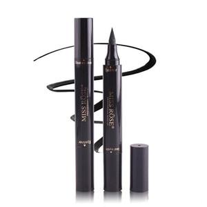 Özledim Gül Damga Eyeliner Mühür Kalem Profesyonel Göz Makyaj Aracı Çift Kafaları Iki Kafaları Eyeliner Kalem 60 adet DHL ücretsiz kargo