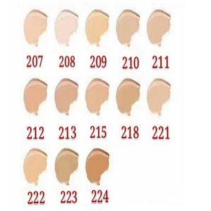 Red box Make Up Cover Primer Concealer Foundation Base Professional Face Makeup Contour Palette Makeup Base Tatoo Skin Concealer