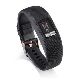 Silicone orologio da polso Garmin banda intelligente braccialetto cinghia per Garmin VivoFit 4 Sostituzione cinturini per Garmin VivoFit4