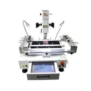 Vente chaude Station BGA Rework R690 BGA Machine à souder V.2 3 zones écran tactile air chaud avec le point laser 4000W bouchon UE