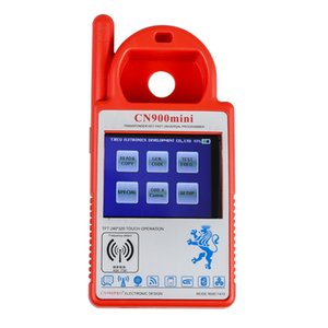 Inteligente CN900 Mini Transponder Auto Programador Chave Multi-idiomas Criador Chave para 4C / 4D / 46 48 G Chips