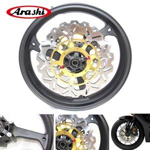 Arashi For Honda CBR600RR 2007 - 2015 Cerchione anteriore Disco freno CBR 600 RR CBR600 2008 2009 2010 2011 2012 2013 2014