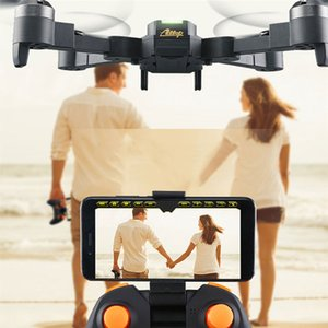 New Toy XT-1 Drone With Camera 1080P HD Foldable RC Drones 2.4G 4CH 6-Axis RC Helicopter Real Time Quadcopter WIFI FPV RTF Dron 2MP