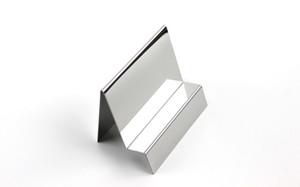 Bolso de exhibición del bolso del estante de exhibición de la cartera Bolso del soporte de exhibición del bolso de la caja de la monocapa del metal del acero inoxidable