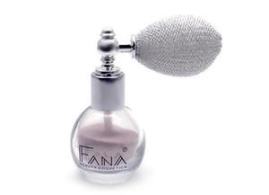 HOT FANA Maquillage de beauté Diamond Glitter Poudre Fana Spray avec airbag Beauty Surligneur Shimmer Visage Fard à paupières 4 couleurs