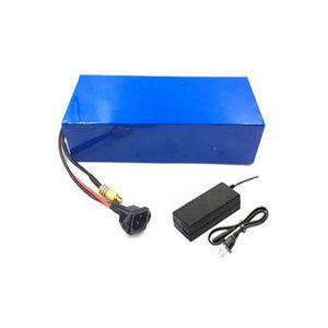 Batteria bici elettrica elettrica agli ioni di litio 13S7P NCR18650 29PF 48v 20ah per batteria bici elettrica 48v 1500w con 50A BMS