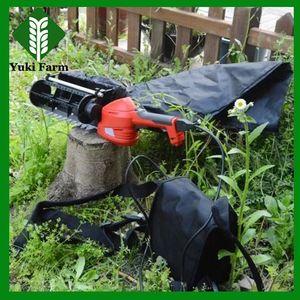 Nueva recortadora de té para mochila pequeña multi-función eléctrica 24v cosechadora de té cortacésped para jardín de té hedges green belt