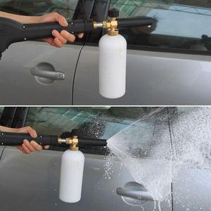 ارتفاع ضغط سيارة سنو رغوة انس منظفات المياه غسالة غسيل السيارات أدوات التنظيف رغوة مدفع المياه