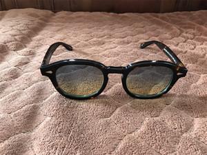 2019 نظارات جوني ديب نظارات شمس lemtosh uv400 يستقطب نظارات الشمس مع القضية الأصلية degli occhiali oculus مع مربع
