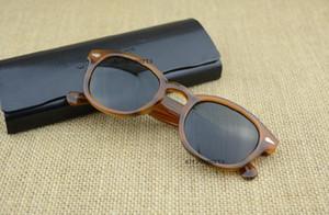 NEW 스타일의 브랜드 플랙 서스 레드 클리어 프레임 3size lemtosh 선글라스 남성 여성 선글라스 원래 상자 무료 배송