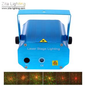 Zita Iluminação Mini Laser Lights 150 WM Mudança Laser Beam Twinkle Flash Equipamento de Iluminação de Palco DJ Discoteca Partido Efeito de Transporte Rápido