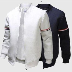 Casaco Envío Gratis Marca de Moda Chaqueta de Bombardero Casual Hombres Abrigos Veste Homme Jaqueta Moleton Masculina Chaqueta Hombre Casaco Shi