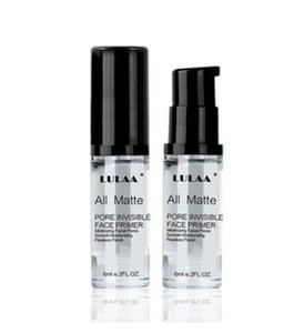 LULAA грунтовка все матовые поры невидимый предварительно макияж естественный осветлить консилер пополнения воды влаги гладкой кожи уход