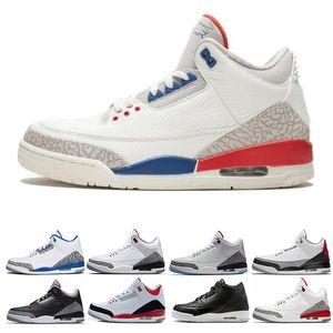 Whoelsale новый человек Баскетбол обувь для мужчин Спорт Синий Черный Белый Цемент OG 88 True Blue Катрина мужские кроссовки кроссовки Szie 8-13