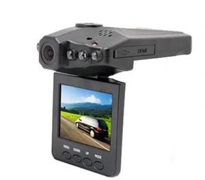 """Лучшие продажи 2.5"""" автомобиль тире камеры автомобильный видеорегистратор рекордер камеры системы черный ящик H198 ночь версия видеорегистратор тире камеры"""