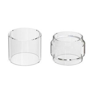 Tubo de vidro de quartzo de substituição para Uwell Whirl 22 Kit Vape All-in-One Starter Kit 25W 2ml / 3.5ml tanque Atomizador