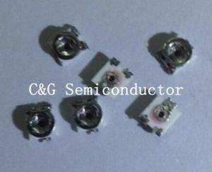 100 PCS 3 * 3mm 3x3 10 K ohm smd resistor ajustável 10 KOHM SMD Ajustável Potenciômetro Trimmer Resistor 3 * 3mm (100R 3.3 K 5 K 10 K 20 K 100 K