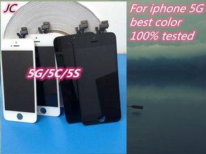 Оригинальная ЖК-подсветка пленки для iPhone 5 высокого качества мобильного телефона дисплей экрана Запчасти Продажа