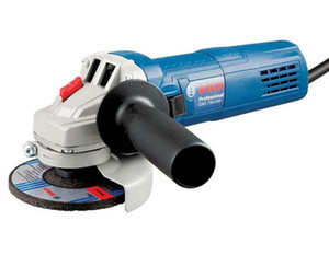 BOSCH GWS750-100 Angle Grinder 220V Cutting Polishing Machine Hand Wheel Electric Concrete Metal Polisher 100mm grinding disc