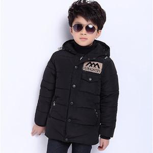 KEAIYOUHUO Jugendliche Jungen Jacke 2017 Winterjacken Für Jungen Daunenjacke Kinder Jungen Warme Kapuze Oberbekleidung Mantel Kinderkleidung